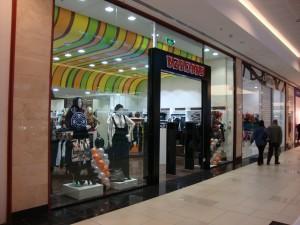 витрини в мола